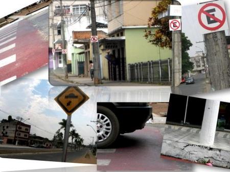 imagem trânsito