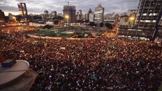 Brasil - Protestos