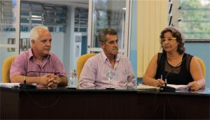Membros da Comissão - Foto montagem Rhonan Moreira Neto